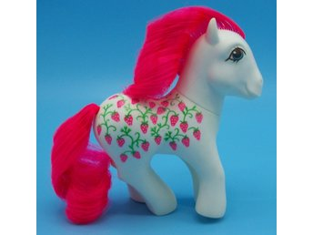 My Little Pony G1 Twice as Fancy Pony Sugarberry