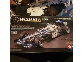 Tamiya Williams Full View Bmw Fw24 Italian Gp 2002 1/20 plus bonus