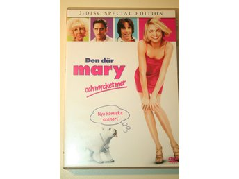 Den där Mary - Special Edition (2-disc DVD)