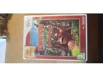 Wii donkey kong County returns