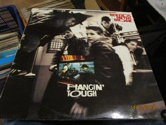NEW KIDS ON THE BLOCK - HANGIN TOUGH - LP