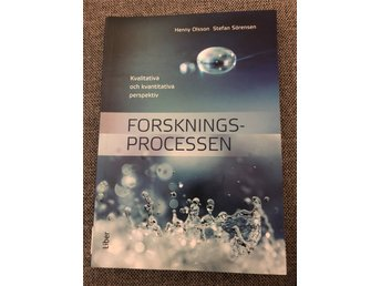Forsknings processen