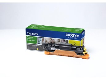 Toner Brother TN243Y 1000 pages, Yellow