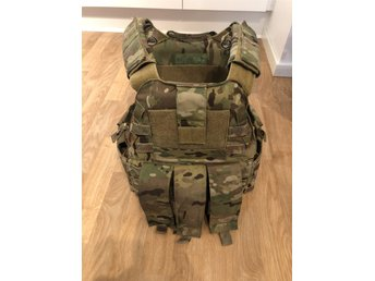 Semapo 6094K Airsoft Plate Carrier