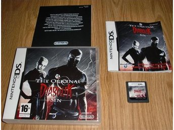 DS: Diabolik the Original Sin
