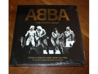 ABBA The Photo Book 600 Fotos 424 sidor S/S oöppnad fastpris - Göteborg - ABBA The Photo Book 600 Fotos 424 sidor S/S oöppnad fastpris - Göteborg