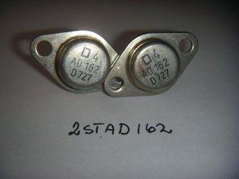 AD 162 transistor - Landskrona - AD 162 transistor - Landskrona