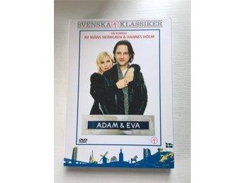 Adam & Eva (Ny! Inplastad!) DVD - Enskede - Adam & Eva (Ny! Inplastad!) DVD - Enskede
