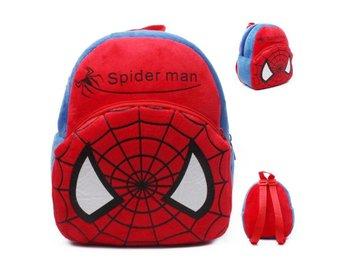 Ryggsäck tecknad barn flickor pojkar skolväska Ryggsäck Spindelmannen  Spider Man 58f23ad46f4cb