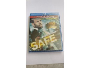 Safe : Blu-ray : NY - Jonsered - Safe : Blu-ray : NY - Jonsered