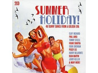 Summer Holiday! (2CD) Ord Pris 79 kr SALE