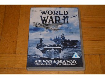 World War II - Air War & Sea War - DVD