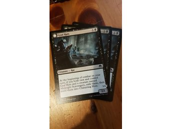 Magic the Gathering - Graf Rats (NM)