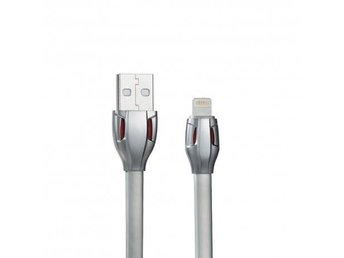 Remax Laser Lightning laddkabel 1m RC-035i Färg: Silver