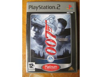 James Bond 007 - Everything or Nothing - PS2 Spel