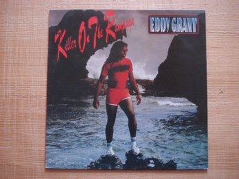 LP Eddy Grant Killer on the rampage