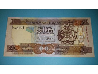 Solomon Islands ¤ P28 ¤ $20 ¤ 2006 ¤ C2 (OVIKT/UNC/0)
