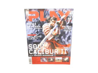 Super Play Nr 9 2003 Soul Calibur II