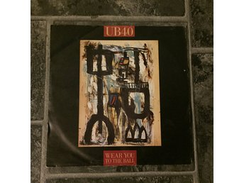 "UB40 - WEAR YOU TO THE BALL. (MVG 7"")"