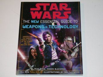 STAR WARS - GUIDE TO WEAPONS AND TECHNOLOGY - BOK