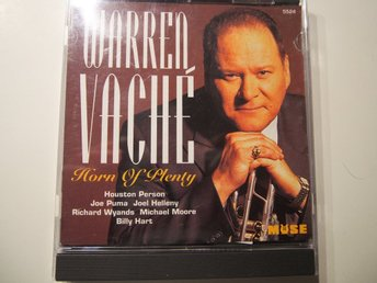 WARREN VACHE. HORN OF PLENTY.
