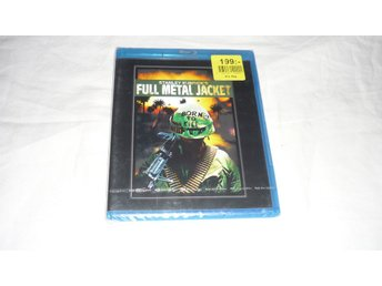 Blu-ray - Full metal jacket - Inplastad - Svensk text