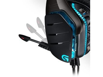 Logitech G633 Artemis Spectrum Over-Ear Gaming Headset Nya 1 års garanti.