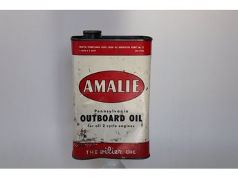 AMALIE  Outboard oil