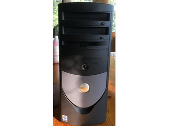 Dell optiplex GX240 retro dator (BEG! Win 2000 Pro SP4, P4 1.5Ghz, 384MB minne)