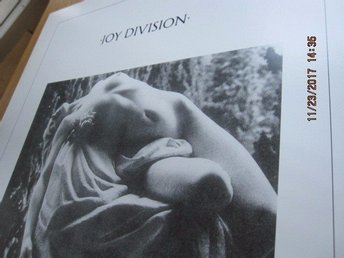 Joy Division LP Heart and Soul
