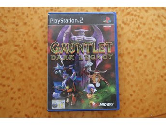 Gauntlet: Dark Legacy PS2 PAL