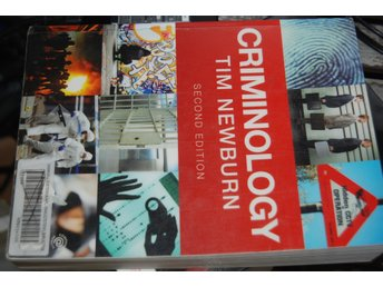 Criminology 2nd Edition by Tim Newburn