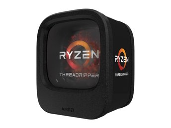 AMD Ryzen Threadripper 1950X Processor 4.0GHz Socket-TR4 utan kylare