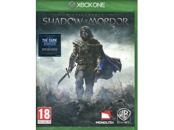 "Xbox One-spel ""Shadow of Mordor"""