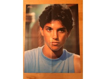 Okej-poster Ralph Macchio / Mandy Smith