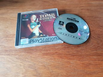 TOMB RAIDER 2 PS1 BEG