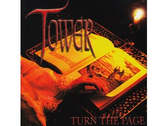 Tower - Turn The Page - CD - 2003