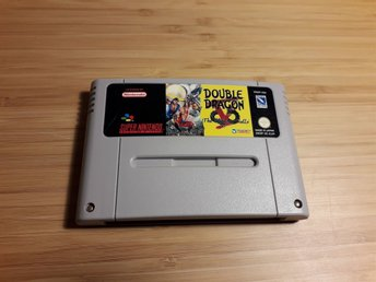 Double Dragon V (5) - Super Nintendo, SNES
