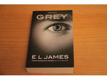 E L James - Grey  Femtio nyanser av honom enligt Christian