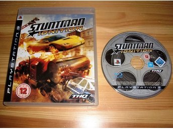 PS3: Stuntman Ignition