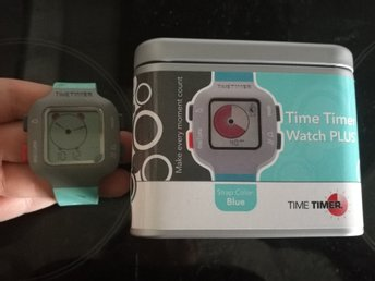 Learn These Time Timer Watch Plus Armbandsur {Fryman S Boat