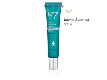 "No7 P&P Intense ADVANCED Serum 50ml nästan 2 ""normal"" tuber. ERBJUDANDE!!!!"