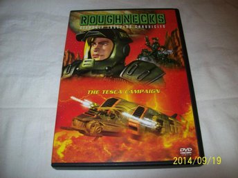ROUGHNECKS STARSHIP TROOPERS CHRONICLES - THE TESCA CAMPAIGN
