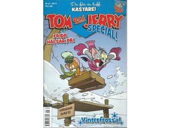 TOM & JERRY  - NR 8  2011