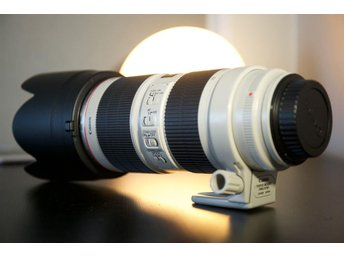 Canon EF 70-200mm f/2.8 L II IS USM