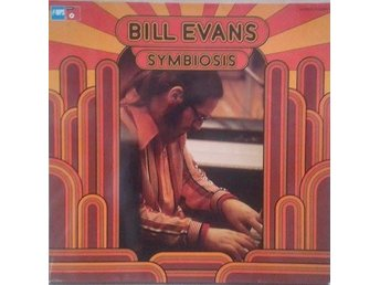 Bill Evans title* Symbiosis* Germany LP,Gatefold