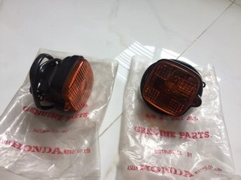 Honda MTX MTX125 Turn Signal Set Of 2 NOS.