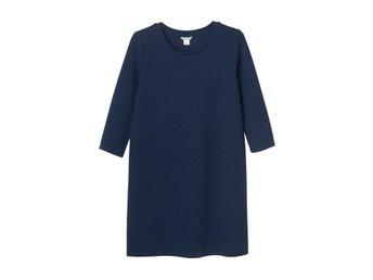 Ny marinblå oanvänd klänning från monki i snygg modell - Jönköping - Ny marinblå oanvänd klänning från monki i snygg modell - Jönköping