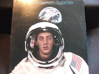 LP - RANDY VANWARMER. Terraform. 1980