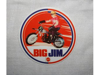 BIG JIM MATTEL, DEKAL